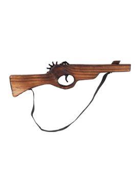 escopeta pirata de madera 38 cm