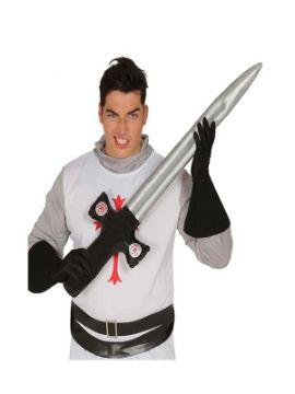 espada de caballero hinchable 103 cms