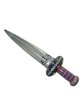espada de guerrero hinchable 122 cm