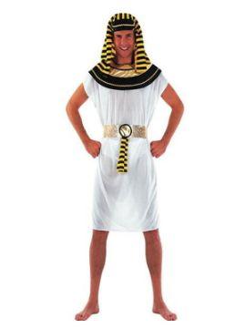 disfraz de faraon barato hombre adulto