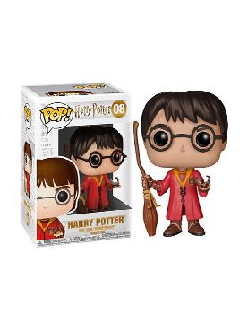 Funko pop harry potter quiddtich
