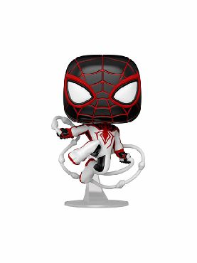 figura funko pop spiderman miles morales