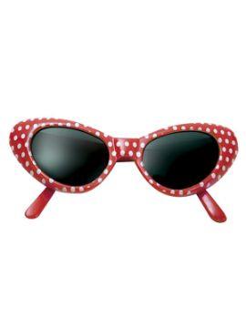 gafas chica de los años 40 o 50