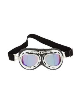 gafas de aviador steampunk adulto
