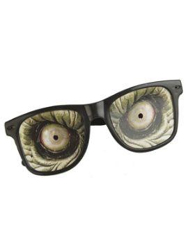 gafas de ojos de zombie