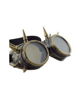gafas steampunk pinchos