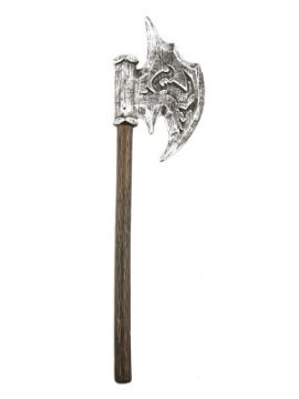 hacha de gladiador de 87 cm
