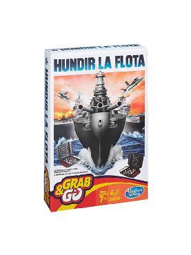 juego de mesa hundir la flota viaje