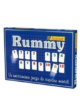 juego educativo falomir rummy junior