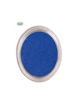 maquillaje azul al agua 15grs