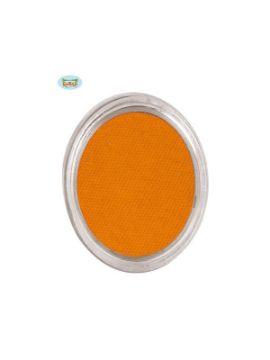 maquillaje naranja al agua 15grs