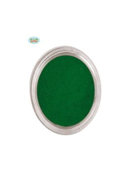 maquillaje verde al agua 15grs