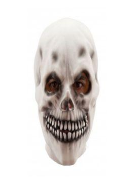 marcara de esqueleto latex adulto