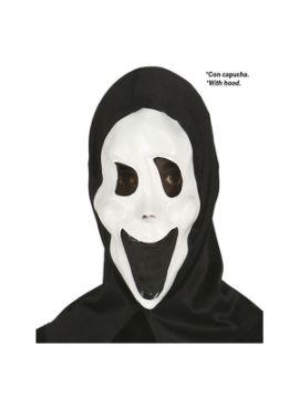 mascara con capucha knife asesino