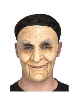 mascara de abuelo