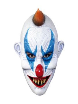mascara de clown latex halloween