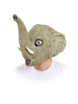 mascara de elefante calidad