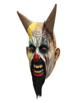 mascara de heladero asesino para adulto