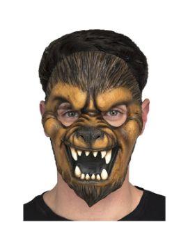 mascara de hombre lobo