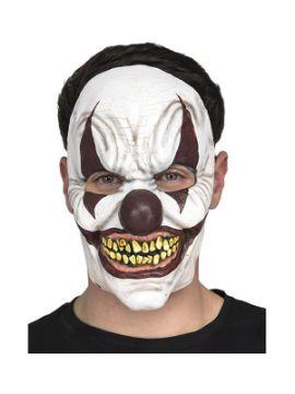 mascara de payaso diabolico