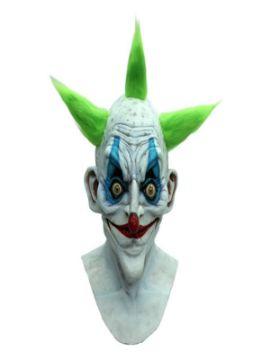mascara de payaso old clown halloween