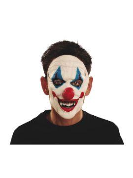 mascara de payaso terrorifico