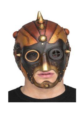 mascara de steampunk con mirilla