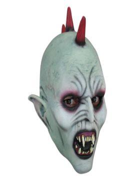mascara de vampiro punk infantil halloween