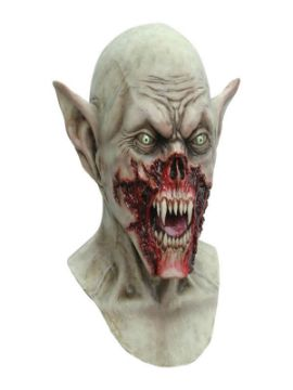 mascara de vampiro kurten adulto