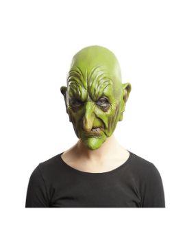 mascara de vieja bruja