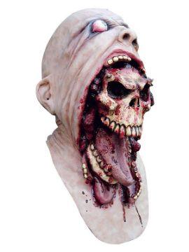 mascara de zombie blurp charlie halloween