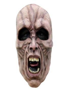 mascara de zombie grito world war z halloween