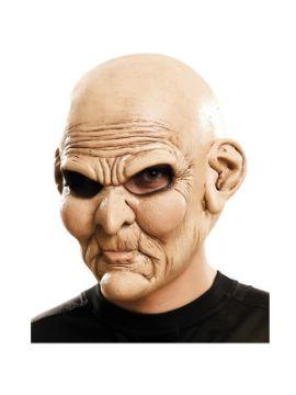 mascara de viejo psicopata