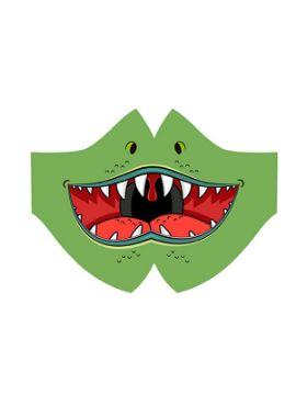 mascarilla de boca de dragon