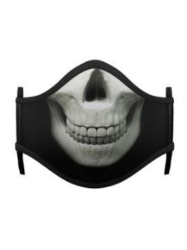 mascarilla de esqueleto para halloween