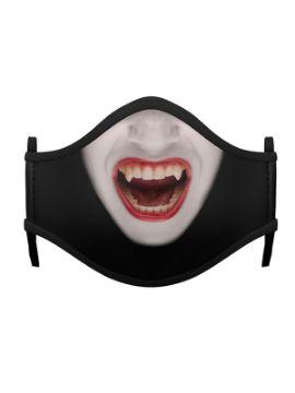 mascarilla de vampiro adulto halloween