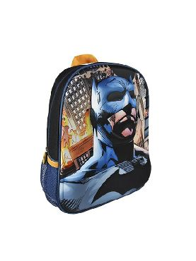 mochila de batma 3D infantil