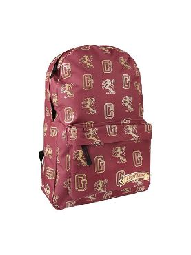 mochila de harry potter instituto roja
