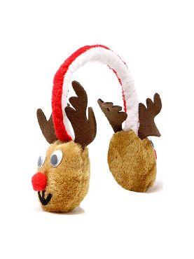 orejeras de reno para navidad