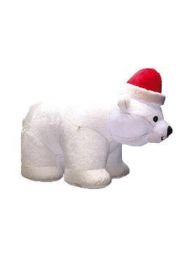 oso polar hinchable 150 cms