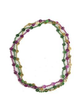 pack de 3 collares de hippie colores surtidos