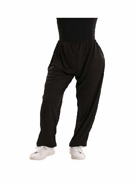 pantalon negro barato adulto