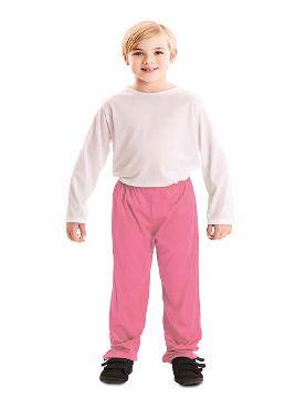 pantalon rosa barato infantil