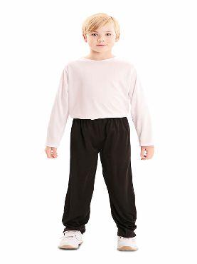 pantalon negro para infantil