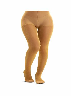 pantys color oro adulto