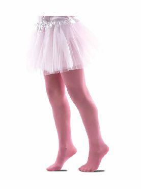 pantys rosa palo infantil