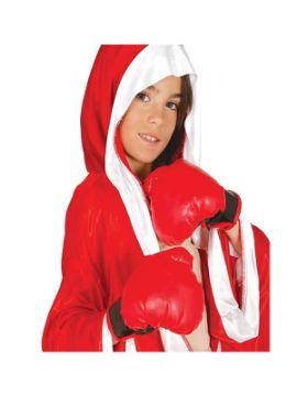 par de guantes de boxeo infantil