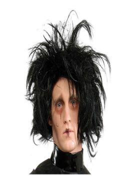 peluca de eduardo manostijeras adulto
