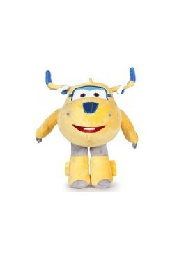 peluche de donnie super wings 20 cm