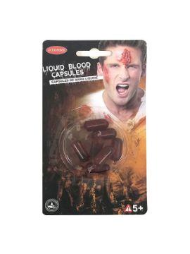 sangre en capsulas individuales 7 unds